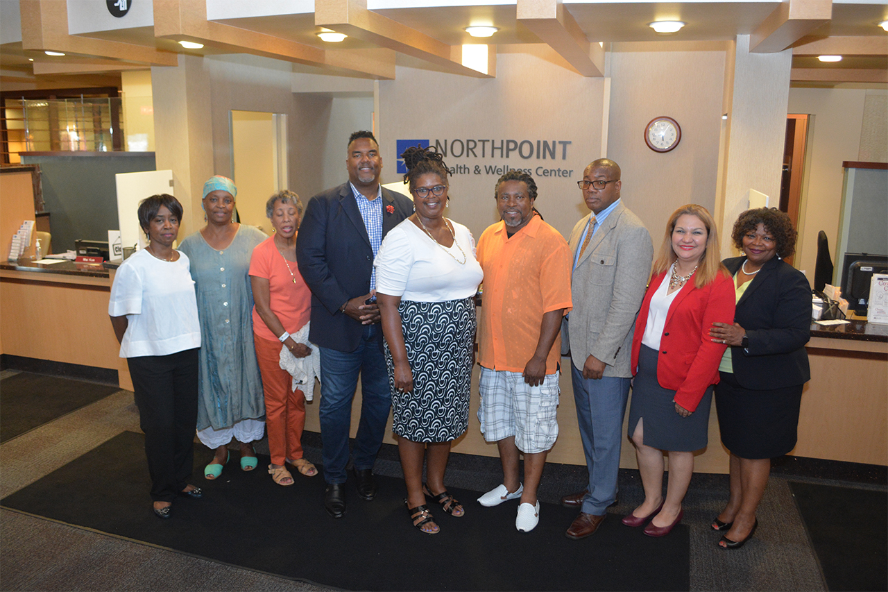 Community Board Workspace | NorthPoint Health & Wellness